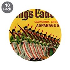 """Kings Cadets 3.5"""" Button (10 pack)"""