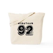 1992 Tote Bag