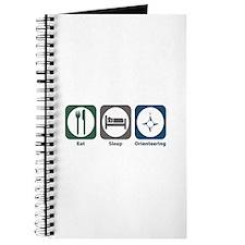 Eat Sleep Orienteering Journal