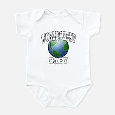 WORLD'S BEST BABY Infant Bodysuit