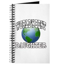 WORLD'S BEST DAUGHTER Journal