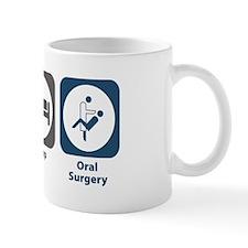 Eat Sleep Oral Surgery Mug