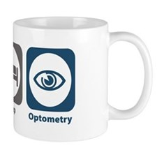 Eat Sleep Optometry Mug