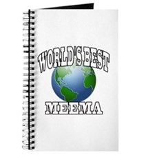 WORLD'S BEST MEEMA Journal