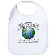 WORLD'S BEST NEPHEW Bib