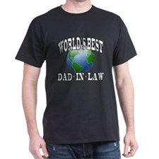 WORLD'S BEST DAD-IN-LAW T-Shirt