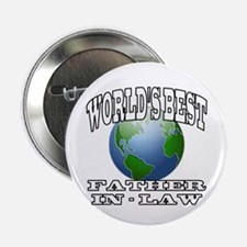 "WORLD'S BEST FATHER-IN-LAW 2.25"" Button"