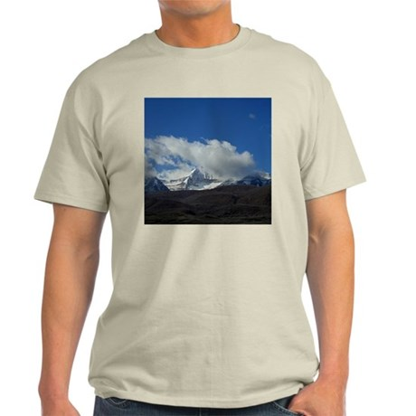 Beautiful Timpanogos View Light T-Shirt