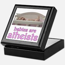 Jesus was a liberal jew Keepsake Box