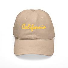 California Gold Baseball Cap