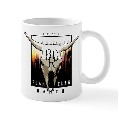 Bear Claw Ranch Mug