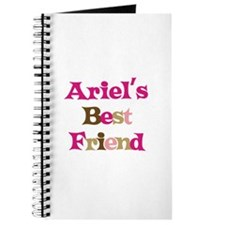Ariel's Best Friend Journal