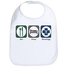 Eat Sleep Oncology Bib