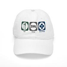 Eat Sleep Oncology Baseball Cap