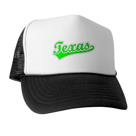 Retro Texas (Green) Trucker Hat