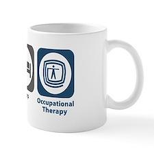 Eat Sleep Occupational Therapy Small Mug