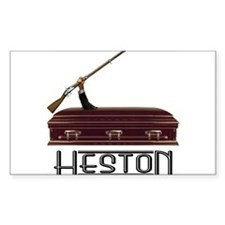 The Heston Rectangle Decal