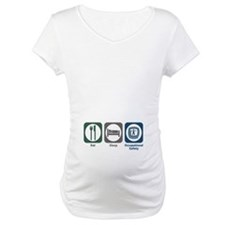 Eat Sleep Occupational Safety Shirt