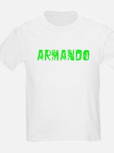 Armando Faded (Green) T-Shirt