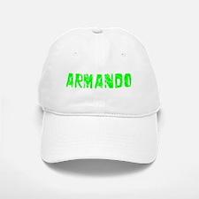 Armando Faded (Green) Baseball Baseball Cap