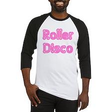 Roller Disco Baseball Jersey