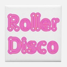 Roller Disco Tile Coaster