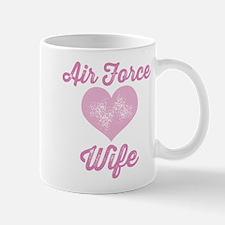 Air Force Wife Gift Mugs