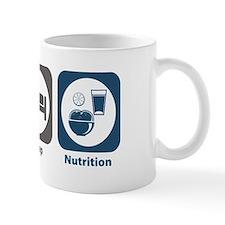 Eat Sleep Nutrition Mug