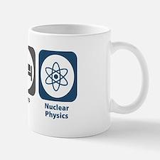 Eat Sleep Nuclear Physics Mug