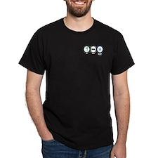 Eat Sleep Nuclear Physics T-Shirt