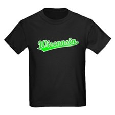 Retro Wisconsin (Green) T