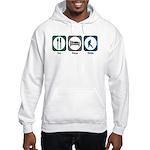 Eat Sleep Ninja Hooded Sweatshirt