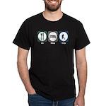 Eat Sleep Ninja Dark T-Shirt