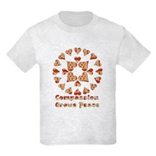 Compassion Grows Peace T-Shirt