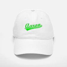 Retro Aaron (Green) Baseball Baseball Cap