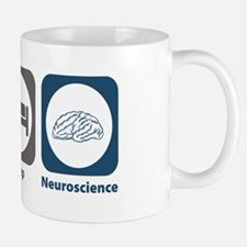 Eat Sleep Neuroscience Mug