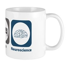 Eat Sleep Neuroscience Small Mug