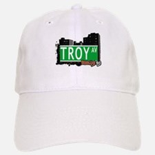 TROY AV, BROOKLYN, NYC Baseball Baseball Cap