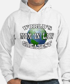 WORLD'S GREATEST MOM-IN-LAW Hoodie