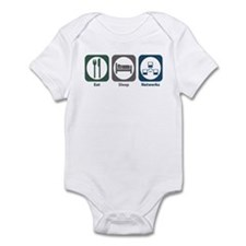 Eat Sleep Networks Infant Bodysuit
