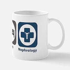 Eat Sleep Nephrology Mug