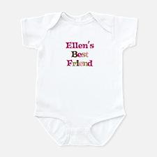 Ellen's Best Friend Infant Bodysuit