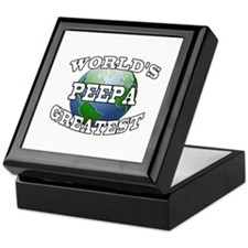 WORLD'S GREATEST PEEPA Keepsake Box