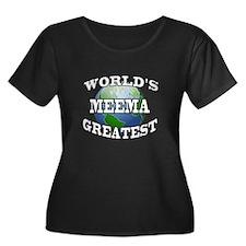 WORLD'S GREATEST MEEMA T