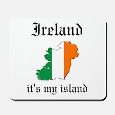 Ireland Island Mousepad