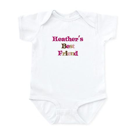Heather's Best Friend Infant Bodysuit