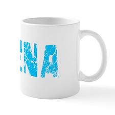 Athena Faded (Blue) Mug