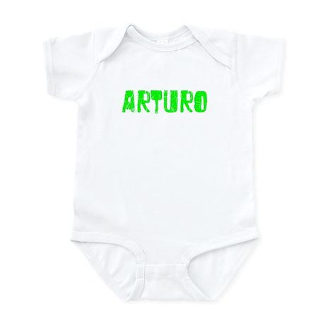 Arturo Faded (Green) Infant Bodysuit
