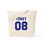 Toney 08 Tote Bag