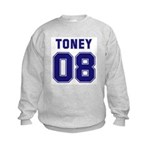 Toney 08 Kids Sweatshirt